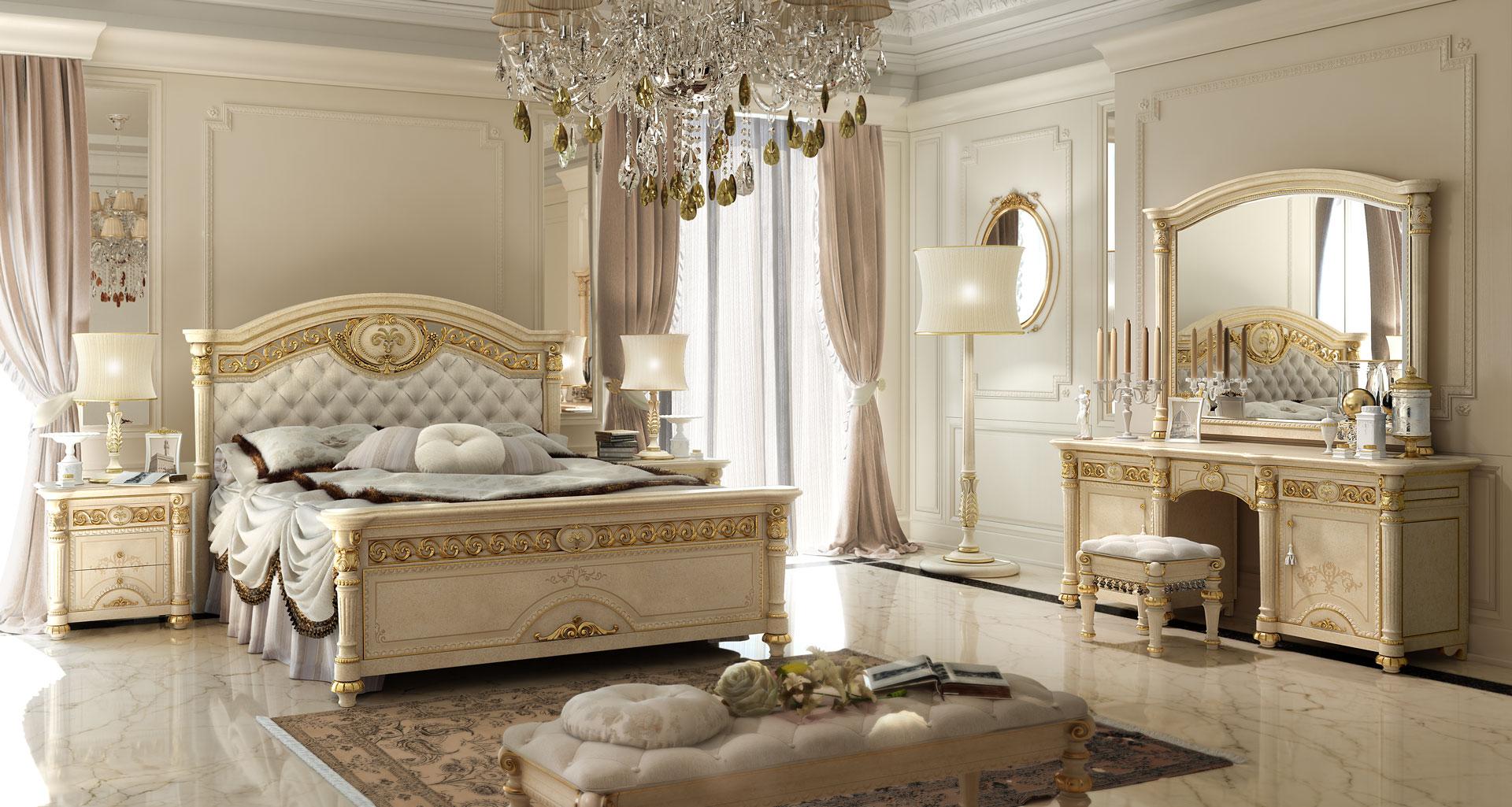 Camere da letto classiche - Pitture camera da letto ...