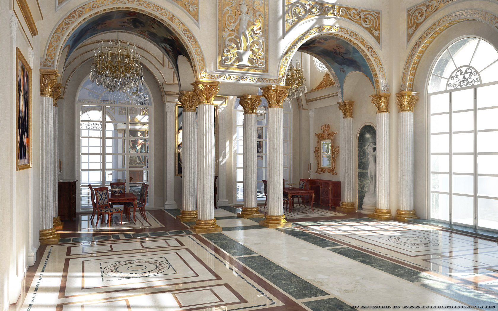 Royal Palace: interiors 16